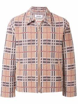 Coohem твидовая куртка в клетку 30202001