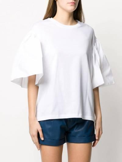 Federica Tosi футболка с широкими рукавами FTE20TS127 - 3