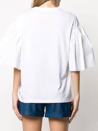 Federica Tosi футболка с широкими рукавами FTE20TS127 - 4