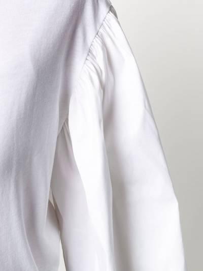 Federica Tosi футболка с широкими рукавами FTE20TS127 - 5
