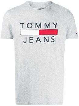 Tommy Jeans футболка с логотипом DM0DM07430