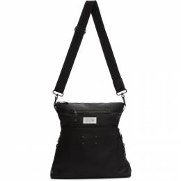 Maison Margiela Black 5AC Crossbody Bag S35WG0155 P1858