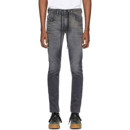 Diesel Black Denim Thommer 069KK Jeans 00S8MK 069KK