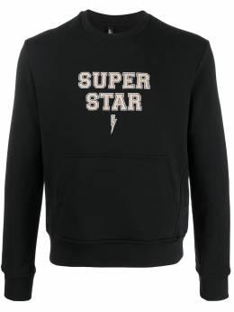 Neil Barrett толстовка Super Star PBJS601SN509S