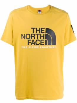 The North Face футболка Fine Alpine II NF0A4M6N