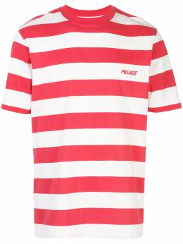 Palace футболка в полоску P17ES016T