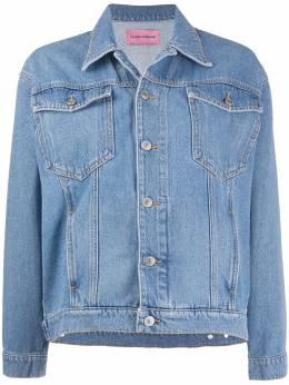 Chiara Ferragni джинсовая куртка Logomania CFJSH025