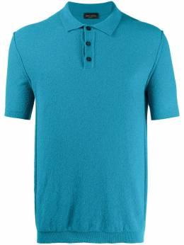 Roberto Collina рубашка-поло узкого кроя RC44024RC44