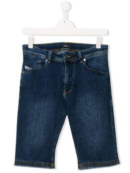 Diesel Kids джинсовые шорты Darron-R-J SH-N 00J3VWKXB4J