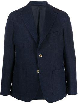 Eleventy пиджак на пуговицах A70GIAA05TES0A043
