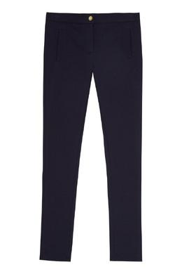 Узкие брюки синего цвета Little Marc Jacobs 2799181570