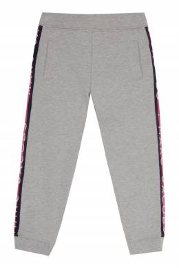 Спортивные брюки с лампасами Little Marc Jacobs 2799181571