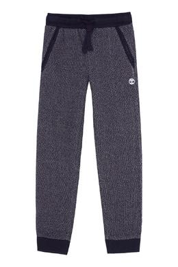 Спортивные брюки с контрастной отделкой Timberland 2926181628