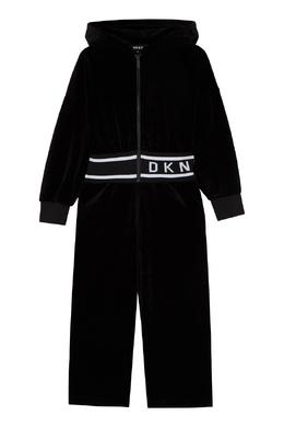Комбинезон из бархатной ткани DKNY 1117181607