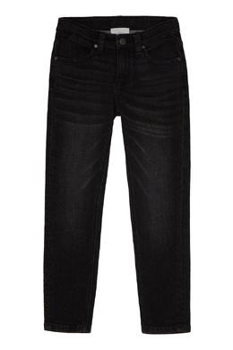 Черные джинсы с потертостями Stella McCartney 193181614