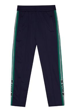 Синие спортивные брюки MSGM 296181591