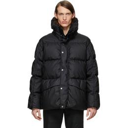 Moncler Genius 6 Moncler 1017 ALYX 9SM Black Down Eris Jacket 42300 - 00 - 54AD6