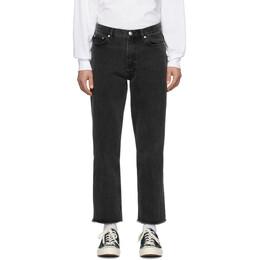 A.P.C. Black Rudie Jeans COEFK-H09127