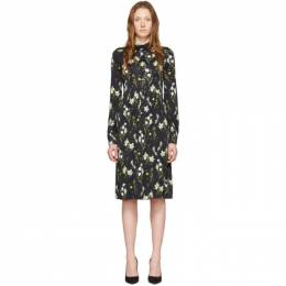 Erdem Black Tullio Dress PS20_21300DDLJ