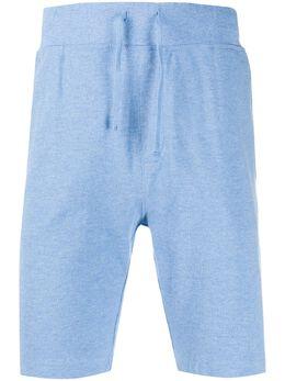 Polo Ralph Lauren спортивные шорты с вышитым логотипом 710791006