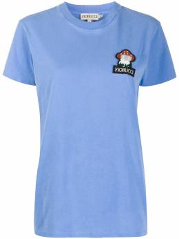 Fiorucci футболка Mushroom W03TMSH2CBL