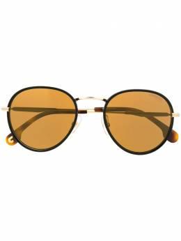 Carrera солнцезащитные очки в массивной оправе 151S