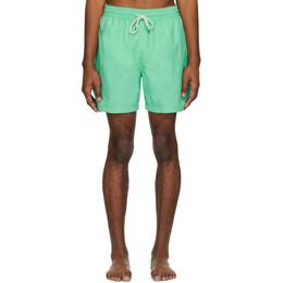 Polo Ralph Lauren Green Traveler Swim Shorts 710777751001