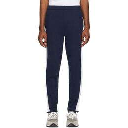 Polo Ralph Lauren Navy Interlock Lounge Pants 710743327003