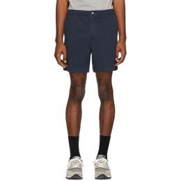 Polo Ralph Lauren Navy Prepster Shorts 710644995023