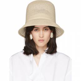 Nina Ricci Beige High Hat 20PAA0039NAT003