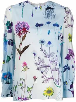 Stella McCartney блузка с цветочным принтом 600379SOA10