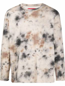 A-Cold-Wall* футболка с принтом тай-дай ACWTS03