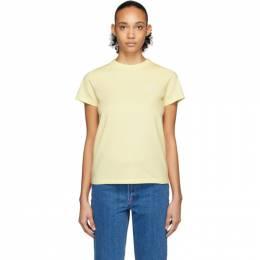 A.P.C. Yellow Denise T-Shirt COEAV-F26842