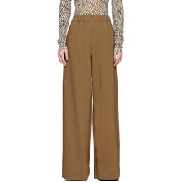 Joseph Tan Paper Jersey Trousers JF004406