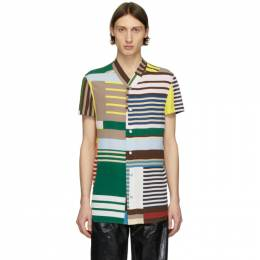 Rick Owens Multicolor Golf Shirt RU20S7292 CCP1