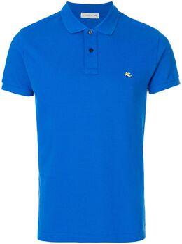 Etro футболка-поло с короткими рукавами 1Y0409150