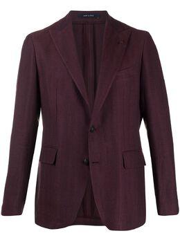 Tagliatore строгий пиджак узкого кроя 34SEG243GDARWIN26B