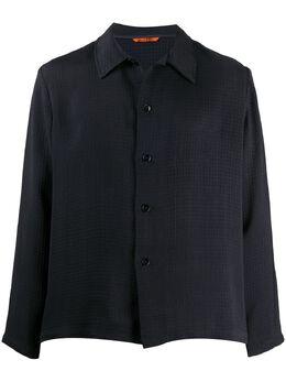 Barena куртка-рубашка на пуговицах TSU2665170
