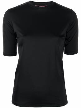 Chiara Ferragni приталенная футболка CFT104