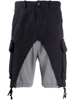 Paul & Shark шорты-бермуды E20P4301