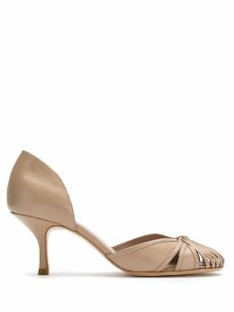 Sarah Chofakian leather pumps SARAHFN55FORR