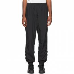 Adidas Originals Black Big Trefoil Track Pants FM9896