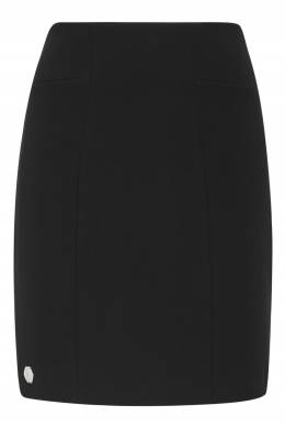 Черная мини-юбка на молнии Philipp Plein 1795182952