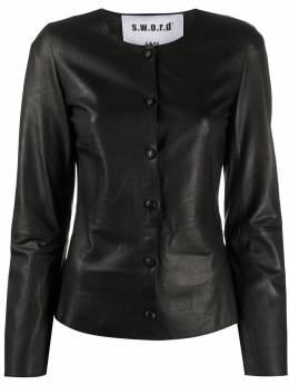 S.w.o.r.d 6.6.44 приталенная куртка 6404IMPACT
