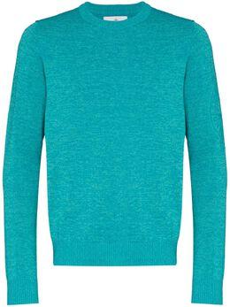 Stone Island свитер с логотипом на рукаве MO7215564D7
