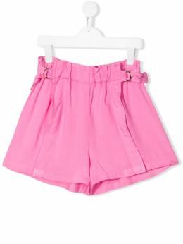 Chloe Kids шорты с регулируемым поясом C14617491