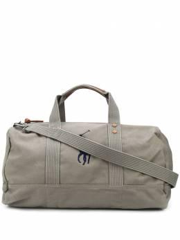 Polo Ralph Lauren дорожная сумка с вышитым логотипом 405769876