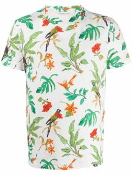 Etro футболка с принтом 1Y0204049