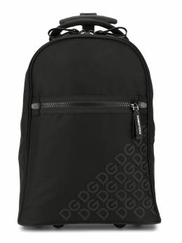 Dolce & Gabbana Kids рюкзак с тисненым логотипом EM0095AV246