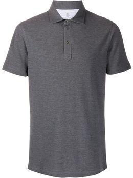 Brunello Cucinelli рубашка-поло с короткими рукавами M0T633936C080